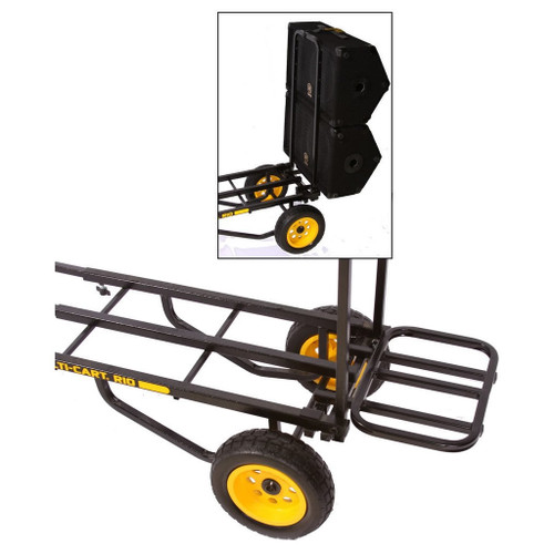 RocknRoller® Cart Extension Rack for R6, R8, R10, R11G or R12