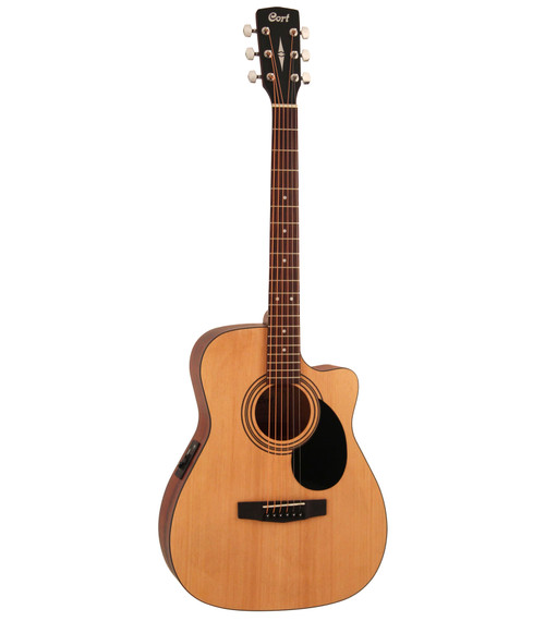 Cort AF515CE Concert Size Acoustic/Electric