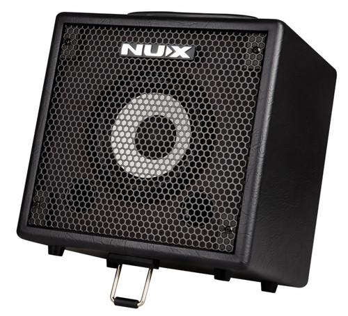 NU-X Mighty Bass 50BT Modeling Bass Amplifier with Bluetooth