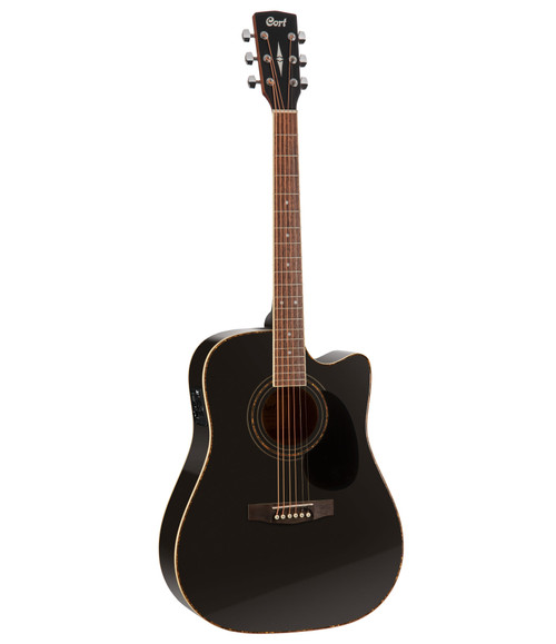 Cort AD880CE Acoustic/Electric - Black