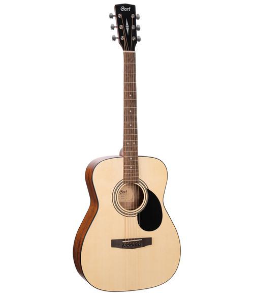Cort AF510 Folk Acoustic Guitar - Open Pore Natural