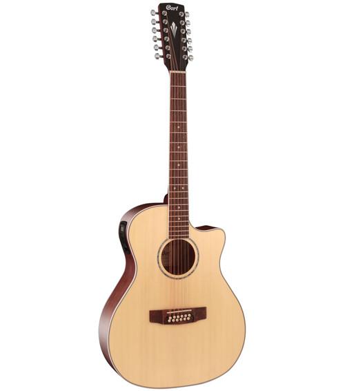 Cort GA-MEDX 12-string Grand Regal Acoustic/Electric
