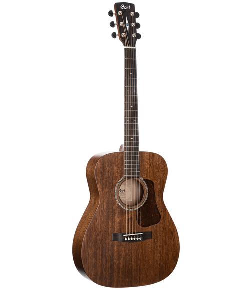 Cort L450CL Grand Concert Acoustic/Electric - Satin Natural