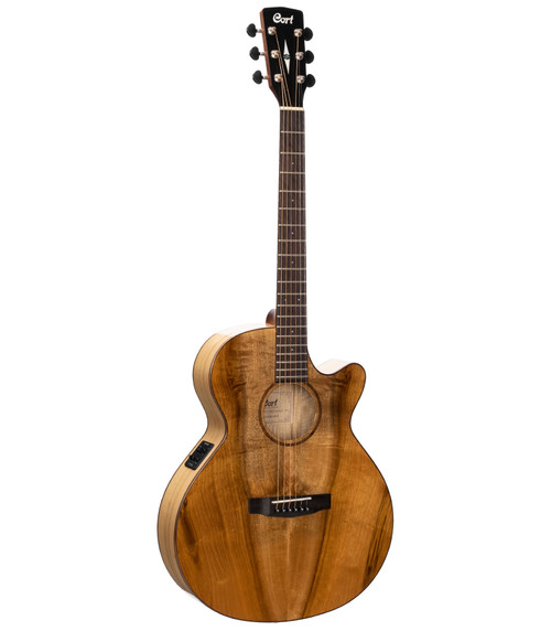 Cort SFX Myrtlewood Acoustic/Electric - Natural Gloss