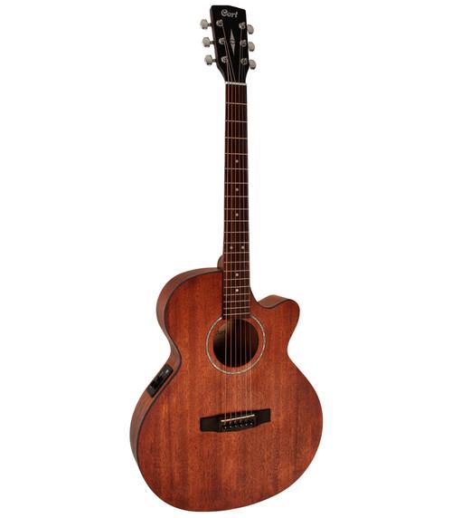 Cort SFX-MEM All Mahogany Acoustic/Electric - Natural