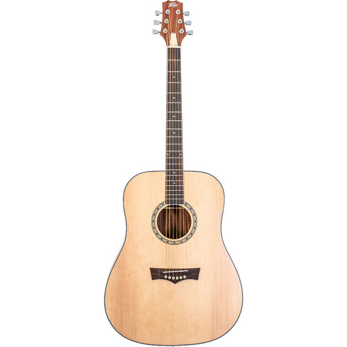 Peavey Delta Woods DW2S Acoustic - Natural Satin