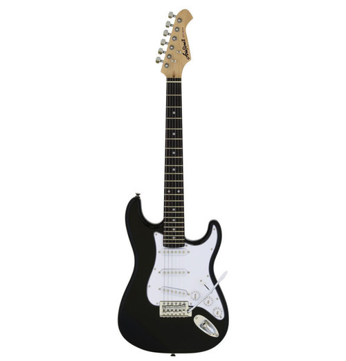 Aria STG-MINI Series 3/4 Size Electric - Black