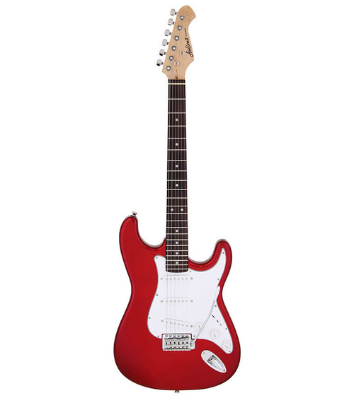 Aria STG-003 Series Electric - Candy Apple Red