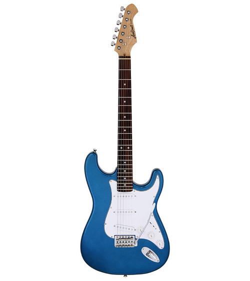 Aria STG-003 Series Electric - Metallic Blue