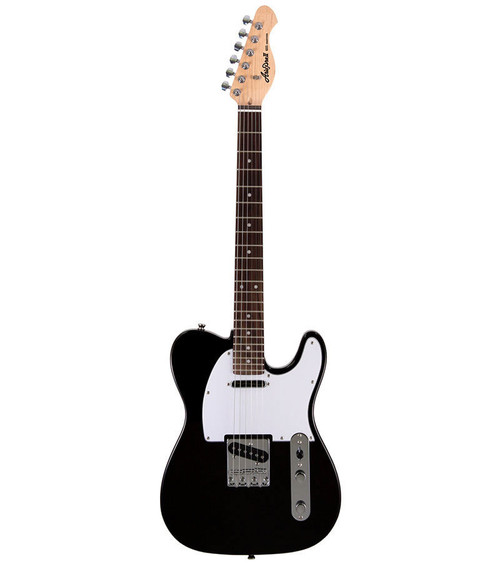 Aria 615 Frontier Series Electric - Black