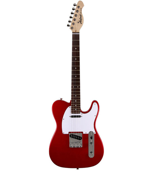 Aria 615 Frontier Series Electric - Candy Apple Red