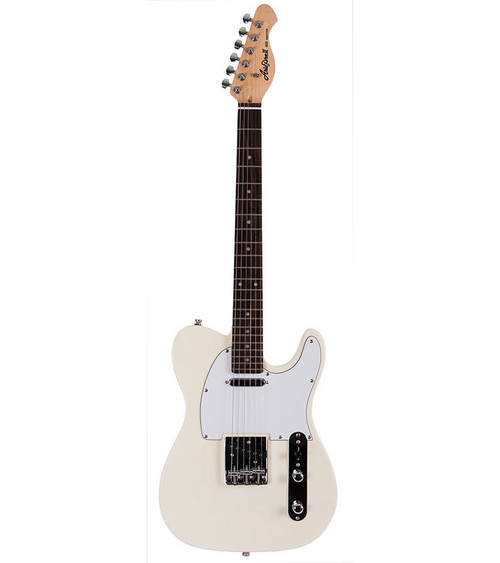 Aria 615 Frontier Series Electric - Ivory