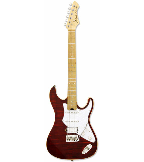 Aria 714-MK2 Series Electric - Ruby Red