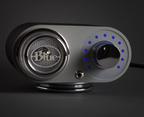 Blue Robbie Tube Mic and Instrument Preamp