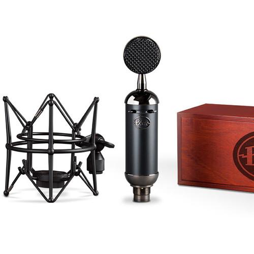 Blue Spark SL Blackout XLR Condenser Microphone