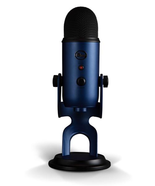 Blue Yeti Premium Multi-Pattern USB Microphone