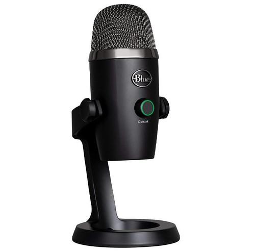 Blue Yeti Nano Premium Multi-Pattern USB Microphone
