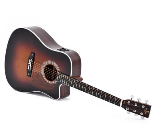 Sigma DTC-1E-SB Acoustic/Electric Guitar