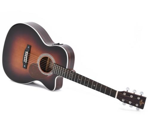 Sigma OMTC-1E-SB Acoustic/Electric Guitar