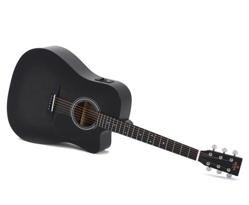 Sigma DMCE-BKB Acoustic/Electric Guitar