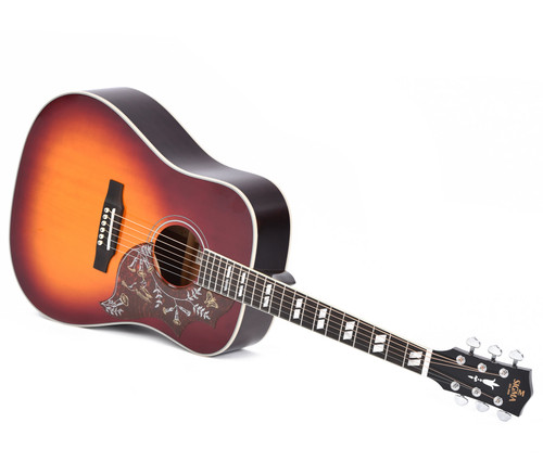 Sigma SDM-SG5 All Solid Acoustic Guitar with Pickup