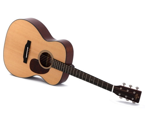 Sigma S000M-18 All Solid Acoustic Guitar with Pickup