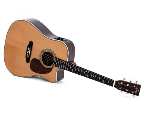 Sigma DTC-28HE Acoustic/Electric Guitar