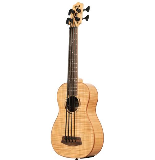 Kala Flame Maple Acoustic/Electric U•BASS®