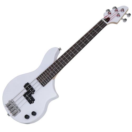 Tiny Boy TBP-2400WHM Solid Bass - Gloss White