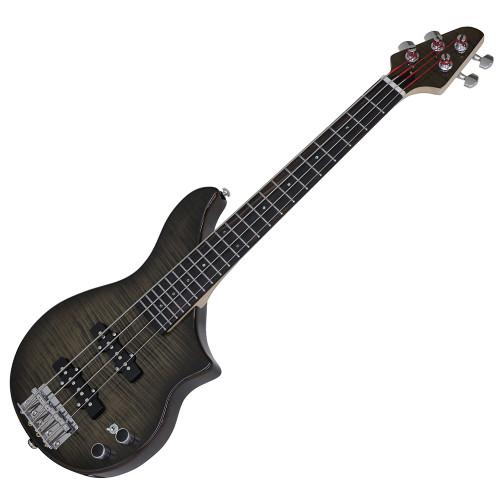 Tiny Boy DX-3 TBJ-3400BFM Solid Bass - Transparent Black