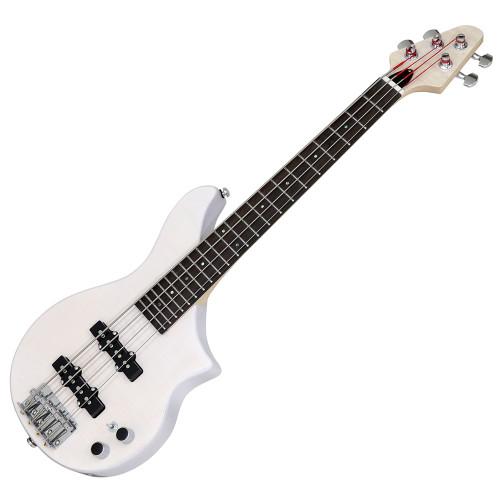 Tiny Boy DX-3 TBJ-3400BFM Solid Bass - Transparent White
