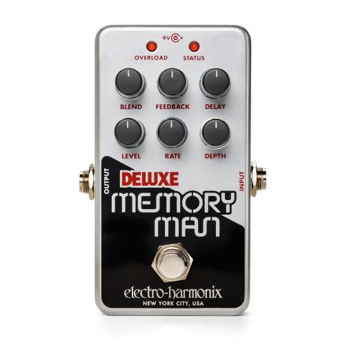Electro-Harmonix Nano Deluxe Memory Man Analog Delay / Chorus / Vibrato