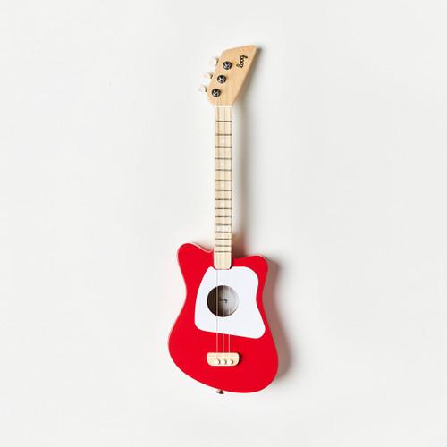 Loog Mini Acoustic Guitar - Red