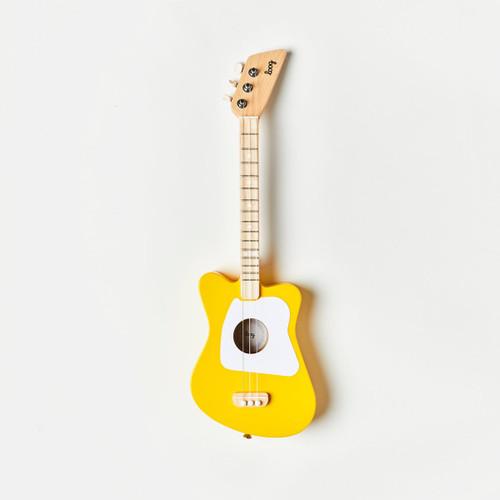 Loog Mini Acoustic Guitar - Yellow