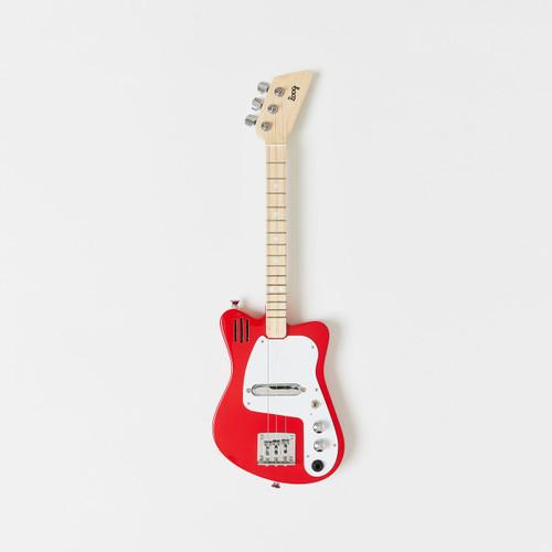 Loog Mini Electric Guitar - Red
