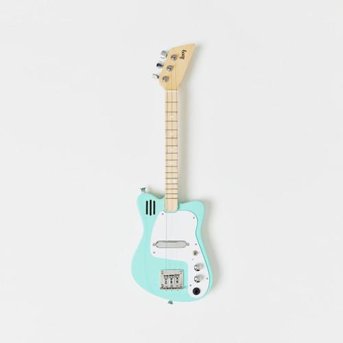Loog Mini Electric Guitar - Green