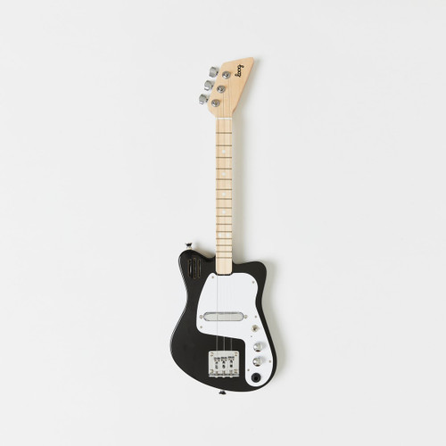 Loog Mini Electric Guitar - Black