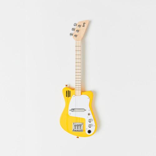 Loog Mini Electric Guitar - Yellow