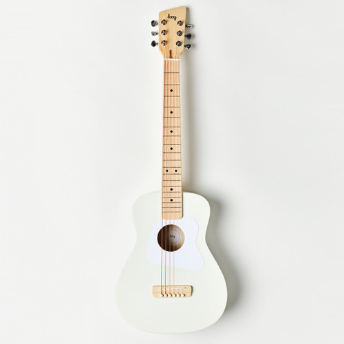 Loog Pro VI Acoustic - White