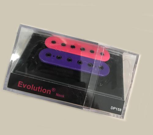 DiMarzio DP158 Evolution® Neck - Pink/Purple