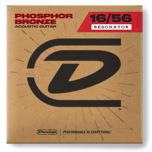 Jim Dunlop Resonator Guitar Phosphor Strings