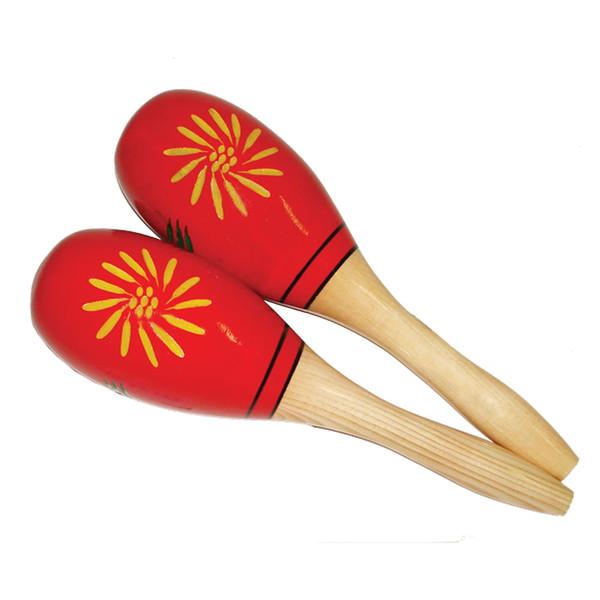 Mano Percussion Wooden Maracas