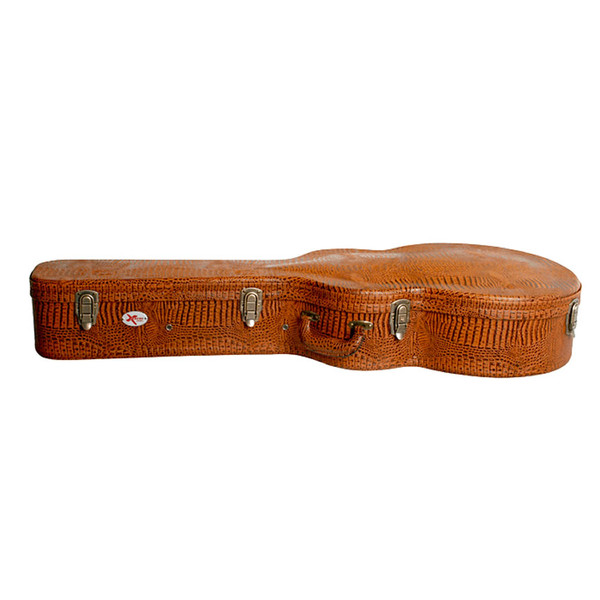 Xtreme Jumbo Acoustic Case - Brown