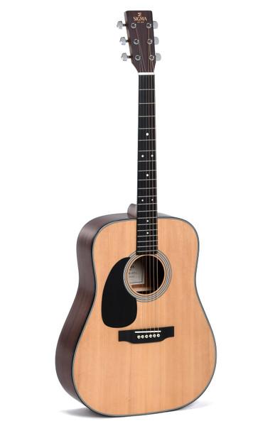 Sigma DM-1L Left-Handed Acoustic Guitar
