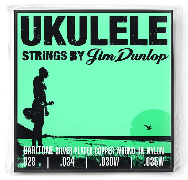 Jim Dunlop Baritone Ukulele Strings