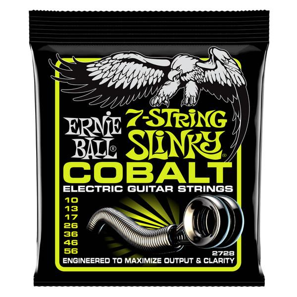Ernie Ball 7-String Cobalt Electric Strings