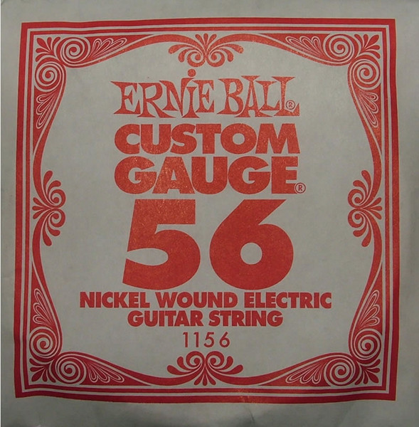 Ernie Ball .056 Wound Single Electric String