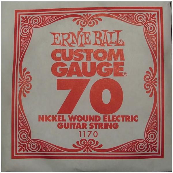 Ernie Ball .070 Wound Single Electric String