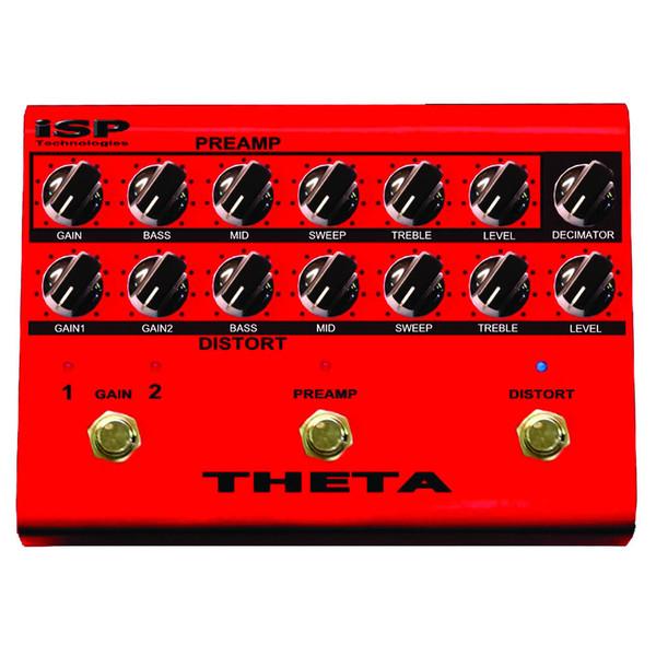 ISP Technologies THETA™ Pre Amp Pedal
