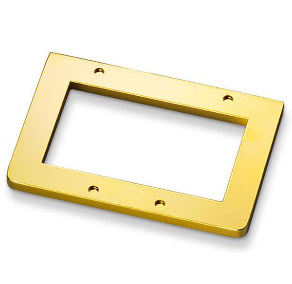 Schaller 3D-4 Bass Bridge 4mm Spacer - Gold